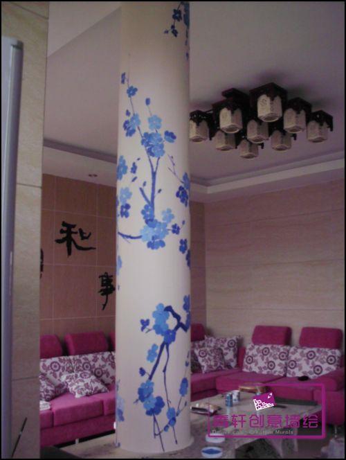 长沙墙画 手绘墙画 墙画价格墙画素材  幼儿园壁画  幼儿