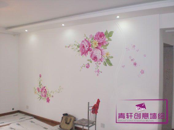 墙绘所用的颜料——丙烯颜料--长沙墙绘