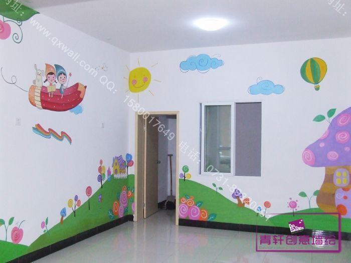【长沙幼儿园壁画】厂家,价格,图片_长沙青轩装饰设计