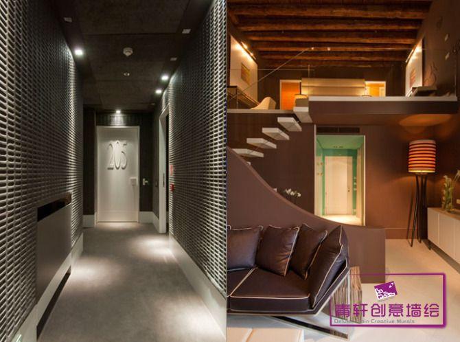 【設計】最新國外時尚酒店室內設計欣賞(圖)--長沙,墻