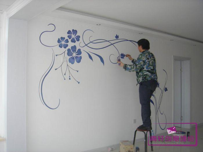 墙绘图片素材,国外创意墙绘图案,创意墙绘图案素材_大山谷图库