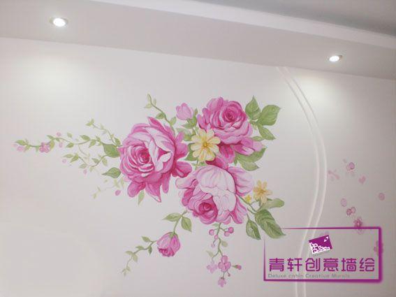 长沙墙绘,长沙手绘墙