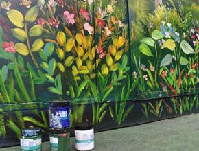 【墙绘】街道文化墙