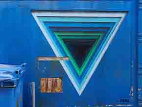错觉艺术-街头3D画墙绘
