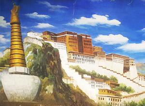 社区文化墙绘