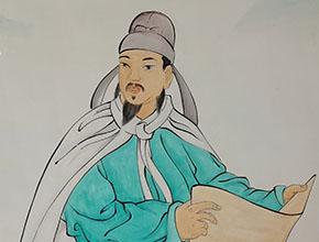 苏轼文化墙绘